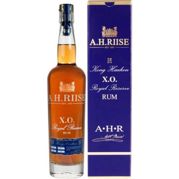 A.H. Riise Kong Haakon Royal Reserve Rom 42%