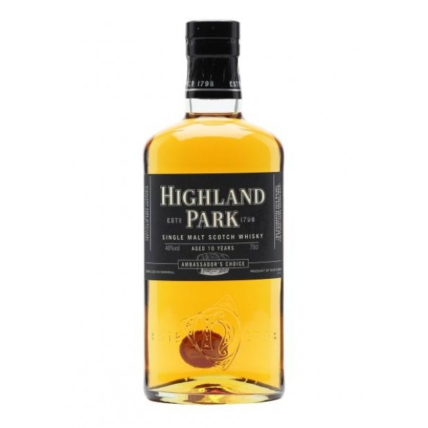 Highland Park Ambassador's Choice 10 Years Whisky 46%