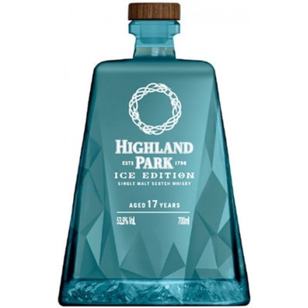 Highland Park Ice Edition 17 år 53,9% 70 cl.
