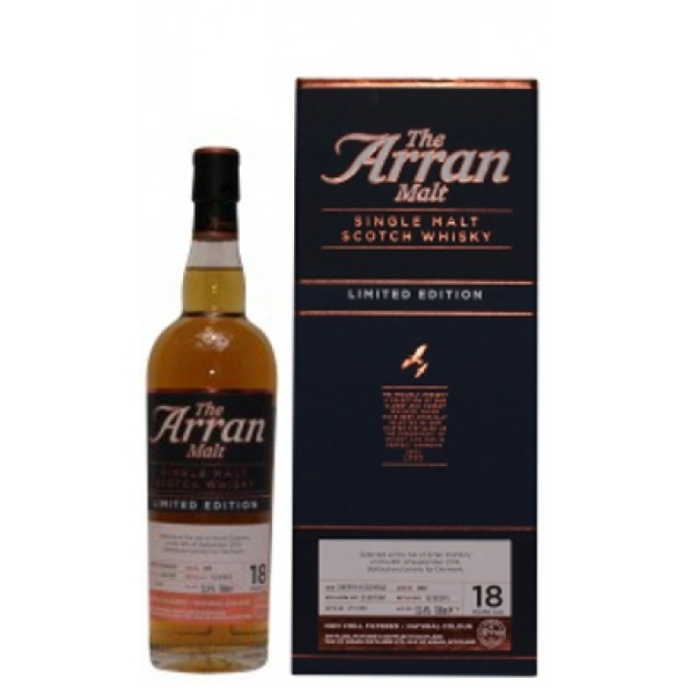 The Arran Malt Private Cask 1082 18 år 52,4% 70 cl. - Sinlge Island Malt