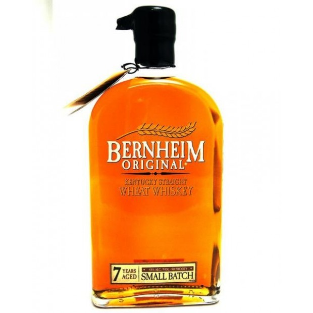 Bernheim Original Small Batch Wheat Whiskey 7 år 45 % 75 cl.