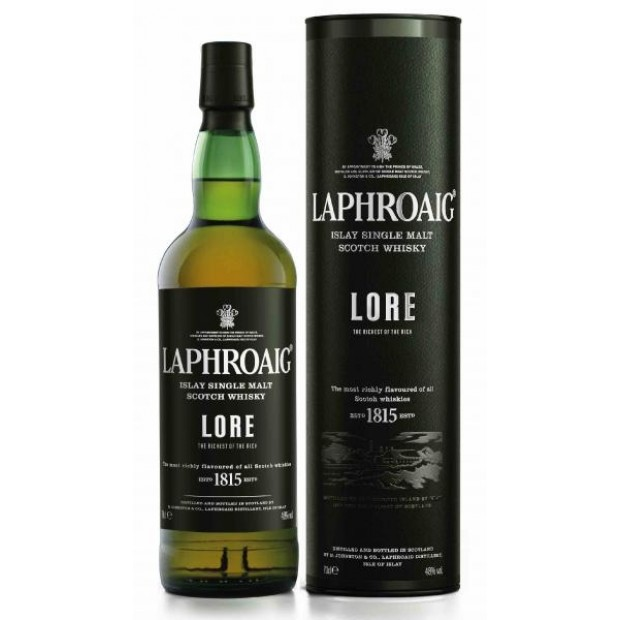 Laphroaig Lore, The Richest of the Rich 48% 70 cl. - Single Islay Malt