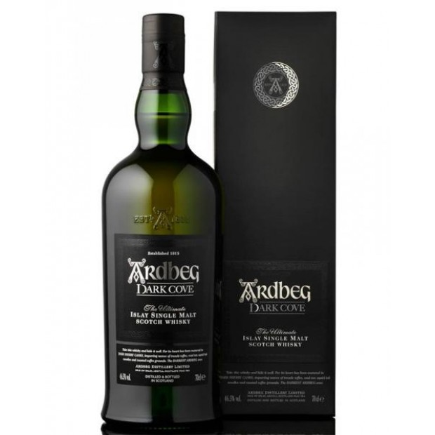 Ardbeg Dark Cove 46,5% 70 cl. - Single Islay Malt