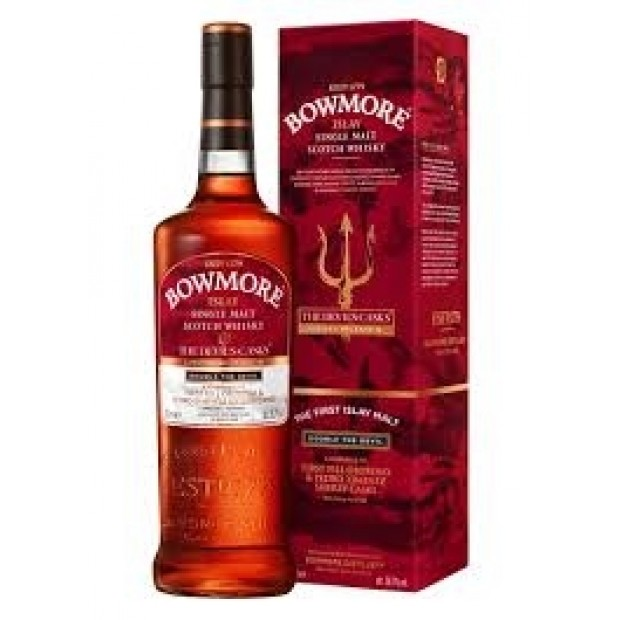 Bowmore The Devil's Cask III 56,7% - Single Islay Malt