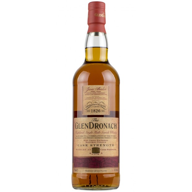 Glendronach Cask Strength Batch 4 54,7% 70 cl.