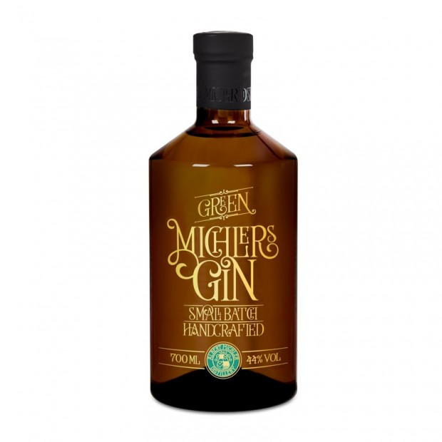 Michler's Gin - Green 44% 70 cl.