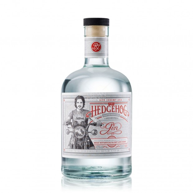 Hedgehog Gin, Ron Jeremy. 43%
