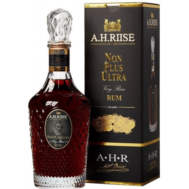 A.H. Riise Non Plus Ultra. 42%