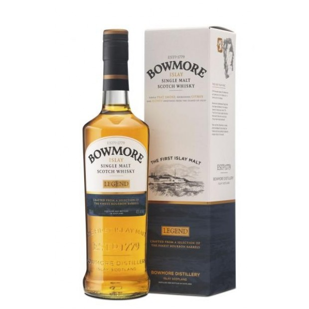 Bowmore Legend, 40% 70 cl. - Single Islay Malt