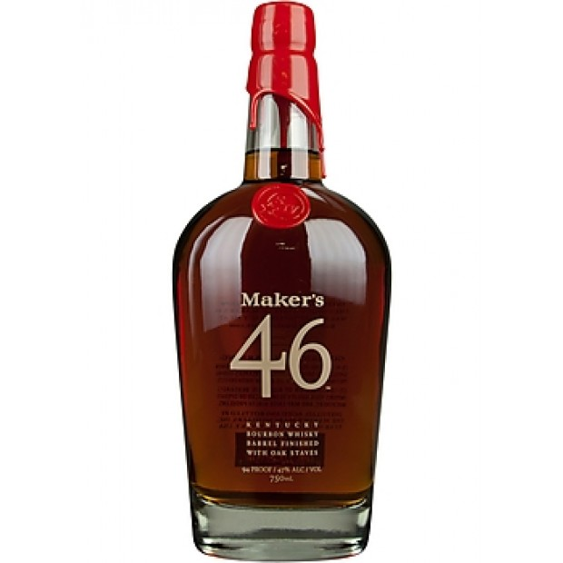 Maker's Mark 46 Kentucky Bourbon Whisky 47% 70 cl.