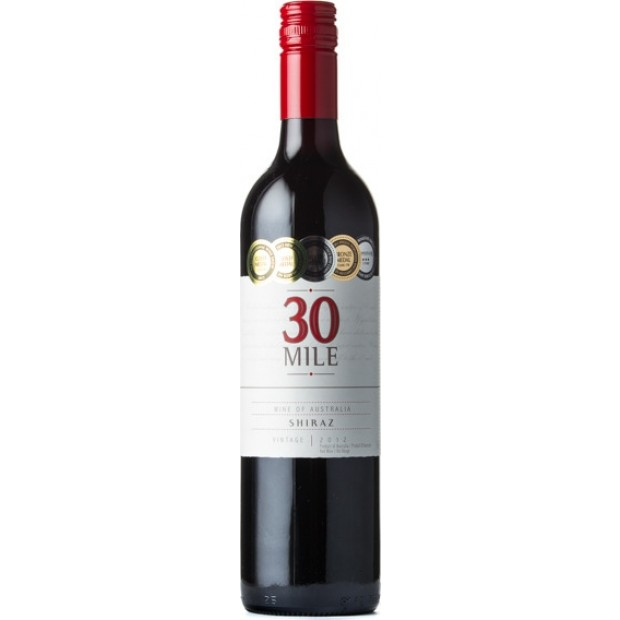 2016 Quarisa Wines 30 Mile Shiraz