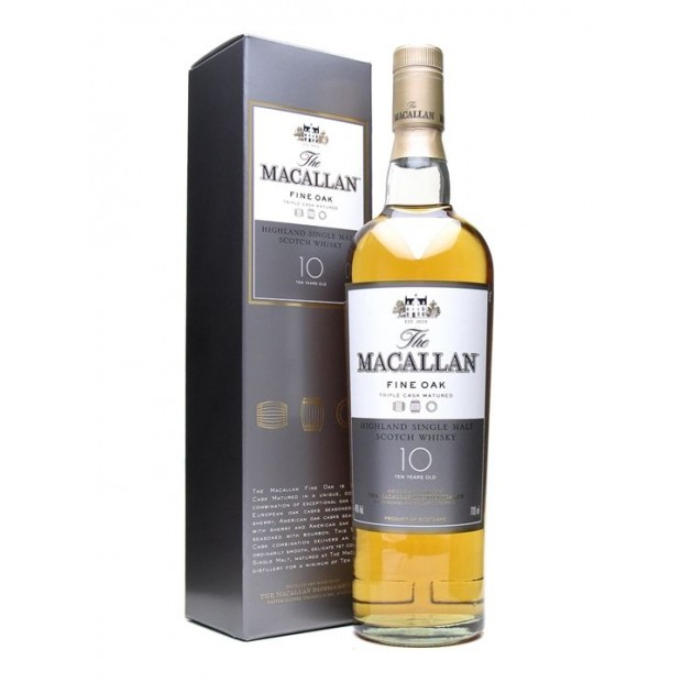 The Macallan 10 års Fine Oak, 40%