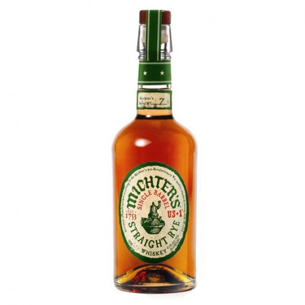 Michter's Kentucky Straight Rye Whiskey Single Barrel US1 42,4%