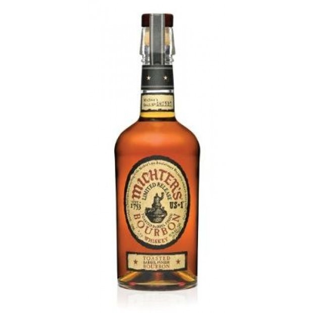 Michter's Bourbon Toasted Barrel Finish. 45,7%