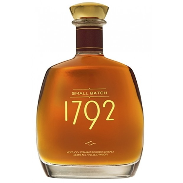 1792 Small Batch Kentucky Straight Bourbon 46,85%