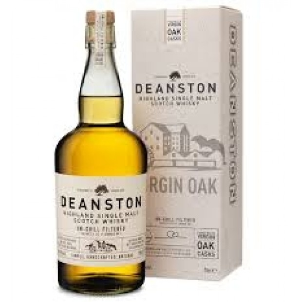 Deanston Virgin Oak Sgl. Malt. 46,3%, 70 cl.