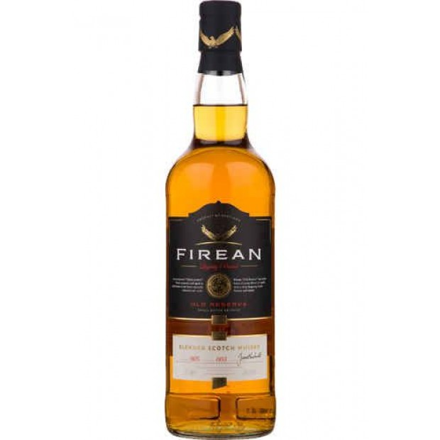 Firean Lightly Peated Blended Scotch Whisky 43%