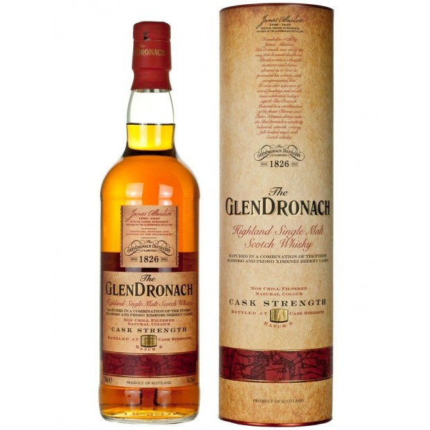 Glendronach Cask Strength Batch 6 56,1% 70 cl.