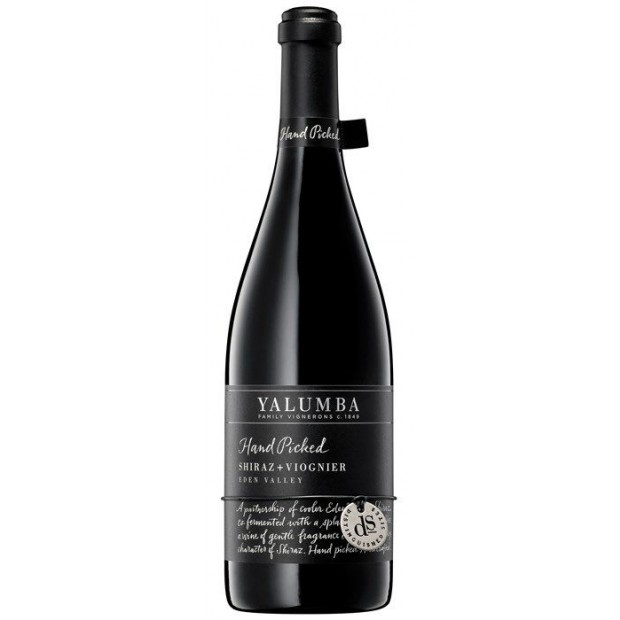 2012 Yalumba Hand Picked Shiraz/Viognier - Eden Valley