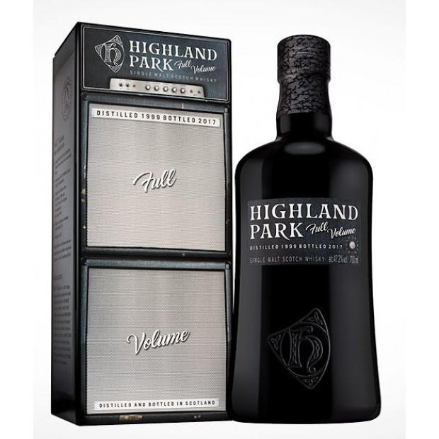 Highland Park Full Volume Single Malt Whisky 47,2%