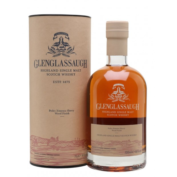 Glenglassaugh PX Sherry Wood Finish 46% 70 cl.