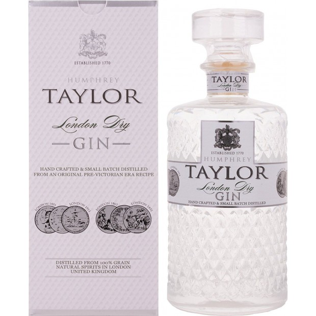 Humphrey Taylor London Dry Gin 48% 70 cl.
