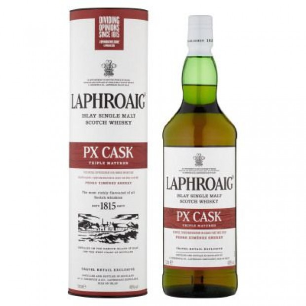 Laphroaig PX Cask Triple Matured 48% 100 cl.