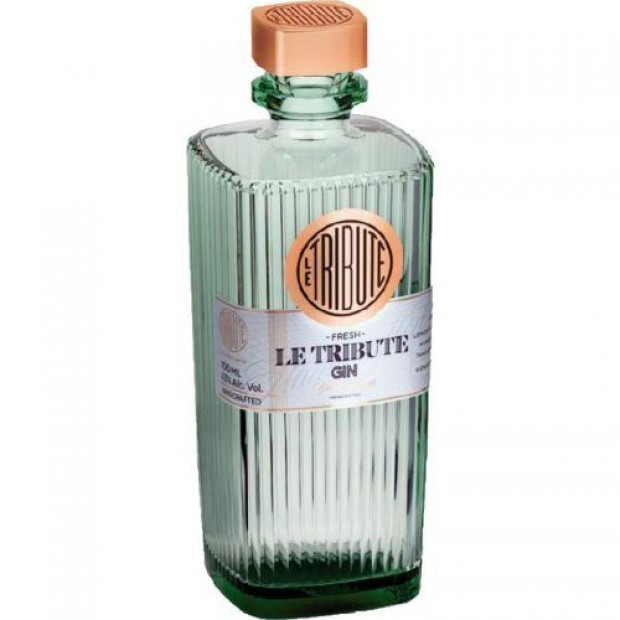 Le Tribute Gin% 70 cl.