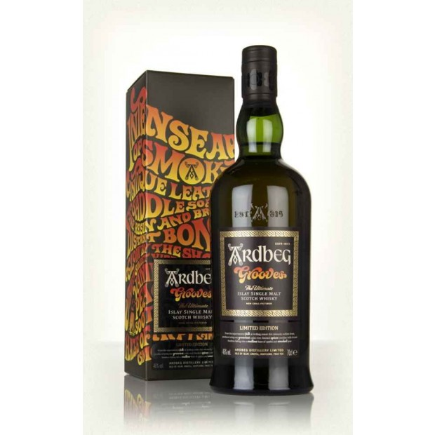 Ardbeg Grooves Limited Edition 46% 70 cl.