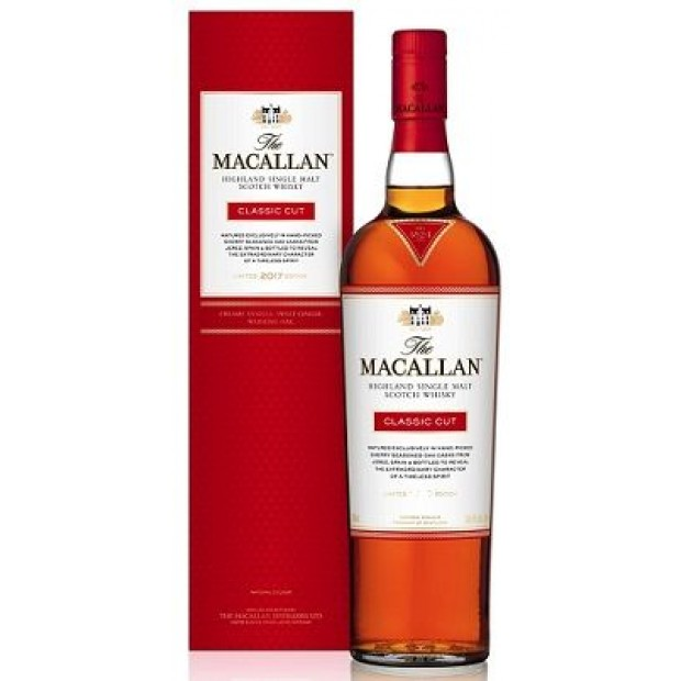 The MacAllan Whisky Classic Cut 2018, 51,2%