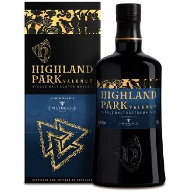 Highland Park Valknut Single Malt Whisky 46,8%