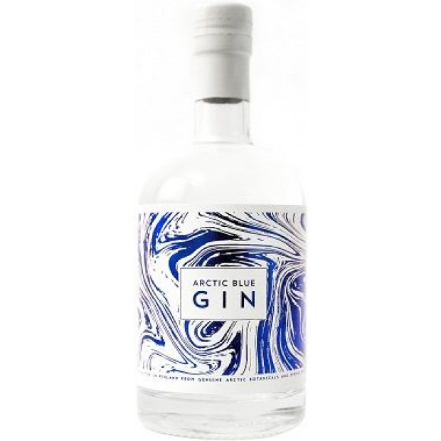 Arctic Blue Gin. 46,2%, 50 cl.