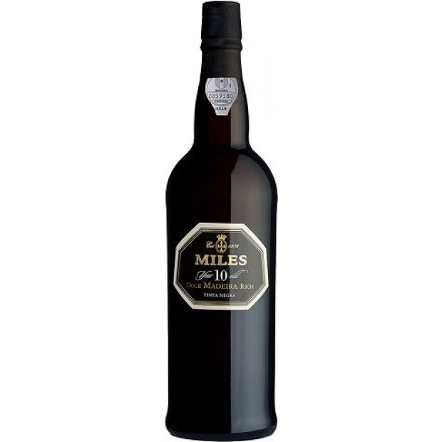 Miles Madeira 10 Year Old Rich
