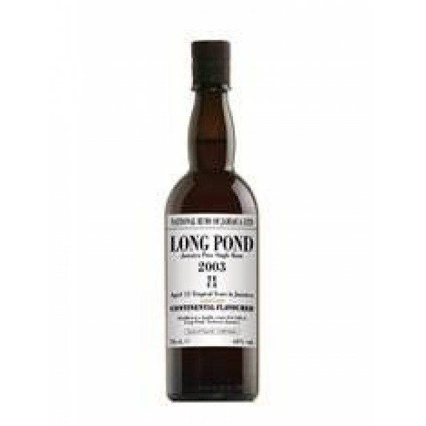 Long Pond Jamaica Rom 2003 TECA, 15 år. 63%
