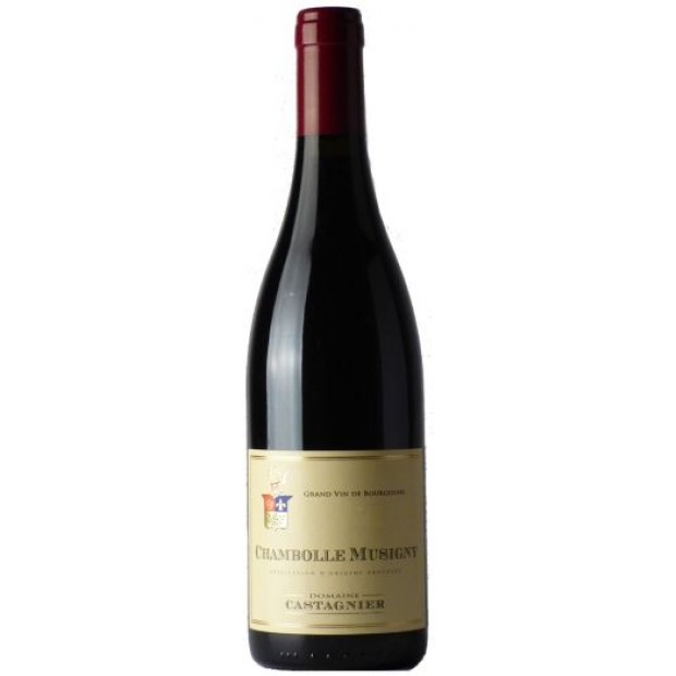 2015 Domaine Castagnier, Chambolle Musigny