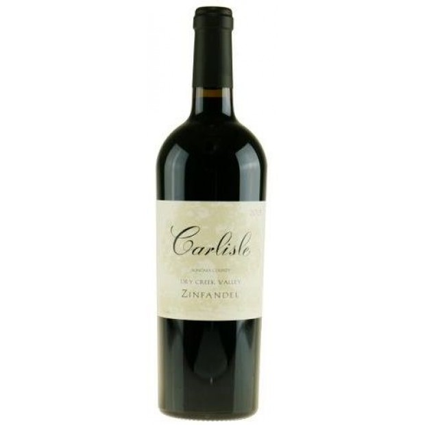Carlisle Zinfandel Dry Creek Valley 2016