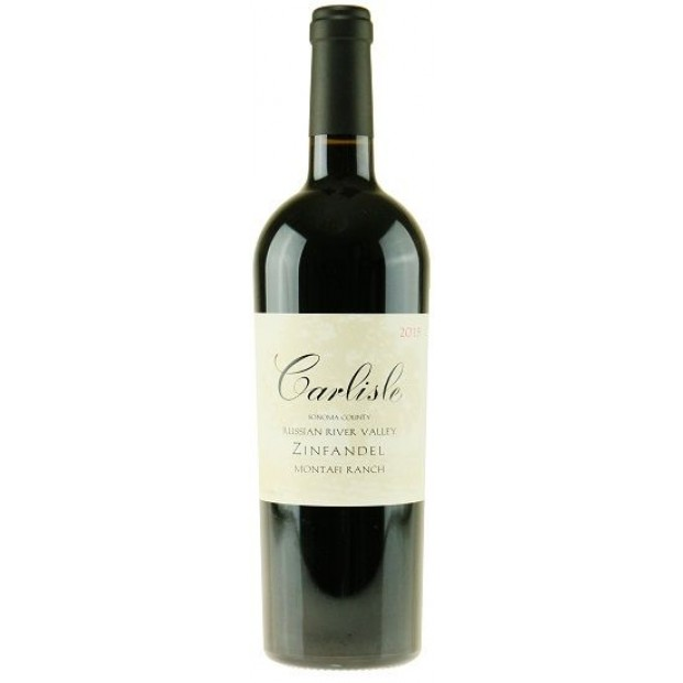 2016 Carlisle Zinfandel Montafi Ranch, Russian River Valley