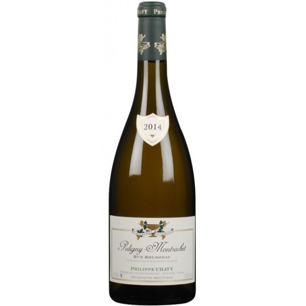 "2017 Philippe Chavy Puligny-Montrachet ""Rue Rousseau"""