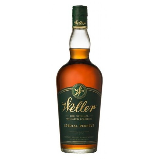 W.L. Weller Special Reserve Bourbon Whiskey. 45%