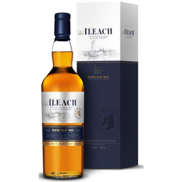 The Ileach, Single Islay Malt. 40%, 70 cl. - Single Malt, Islay
