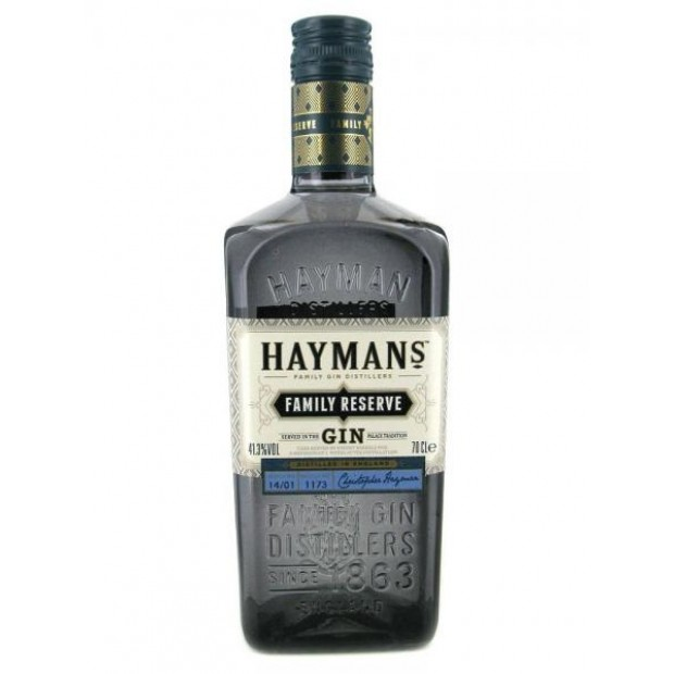 Hayman's Family Reserve Gin. 41,3%