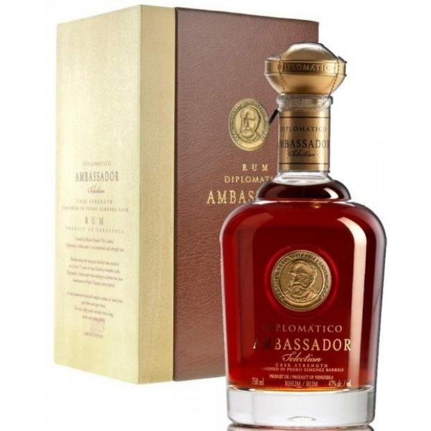 Diplomatico Ambassador Selection Cask Strength Rum 47% 70cl