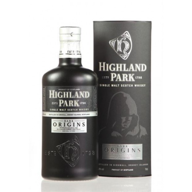 Highland Park, Dark Origins 46.8% 70 cl. - Whisky fra Orkneyøerne