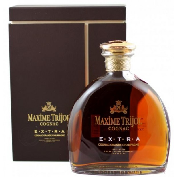 Maxime Trijol Extra 40% - Grande Champagne Cognac