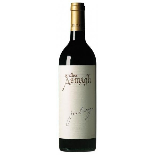 Shiraz The Armagh 2008, Jim Barry