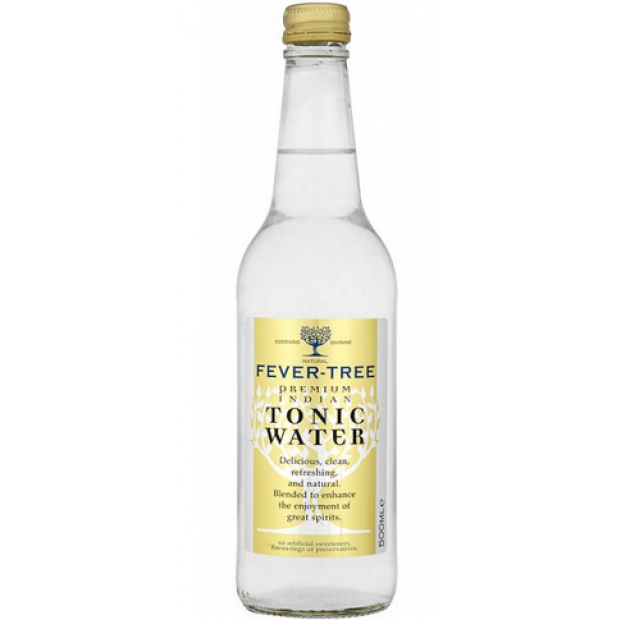 Fever-Tree Premium Indian Tonic Water 50 cl.