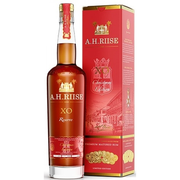 A.H. Riise Christmas XO Limited Edition. 40%