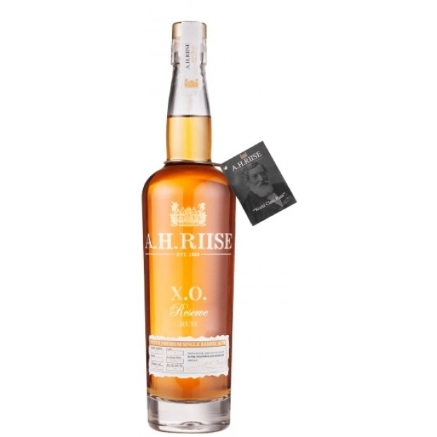 A.H. Riise XO Reserve Rum 40%, 35 cl.