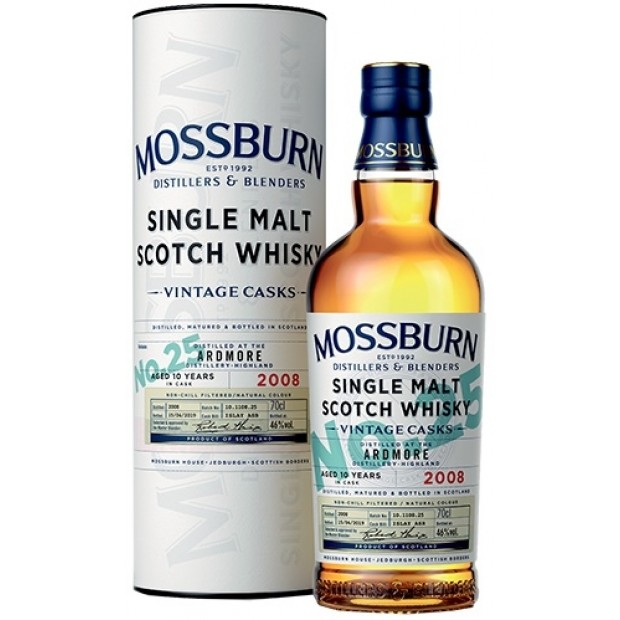 Ardmore 10 Years Whisky 46% Mossburn