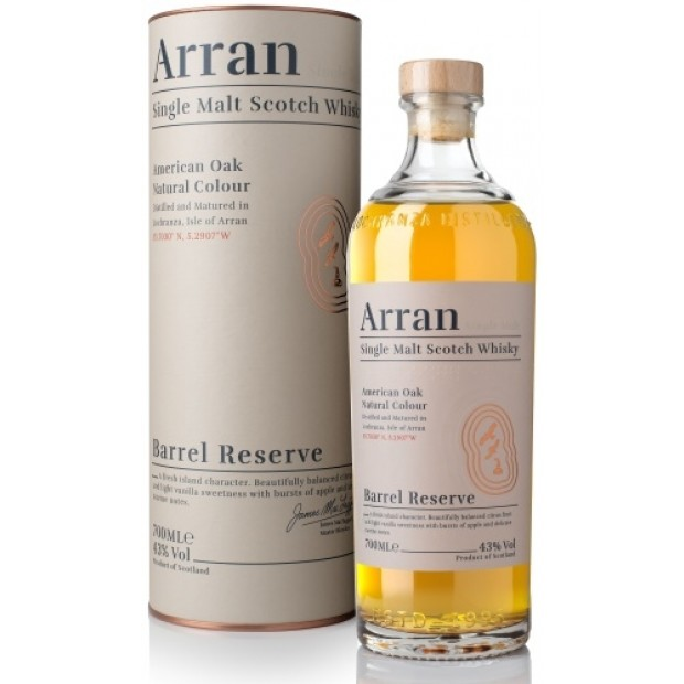The Arran Malt Barrel Reserve 43%